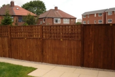 fencing services cheadle hulme