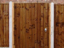 Fencing by Cheadle Hulme Fencing